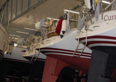Orust Yacht Service najad i rad