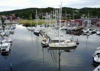 Orust yacht service marina 1