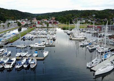 Orust yacht service marina 2