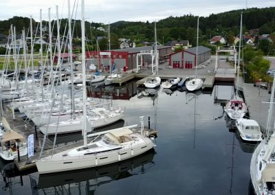 Orust yacht service marina 3